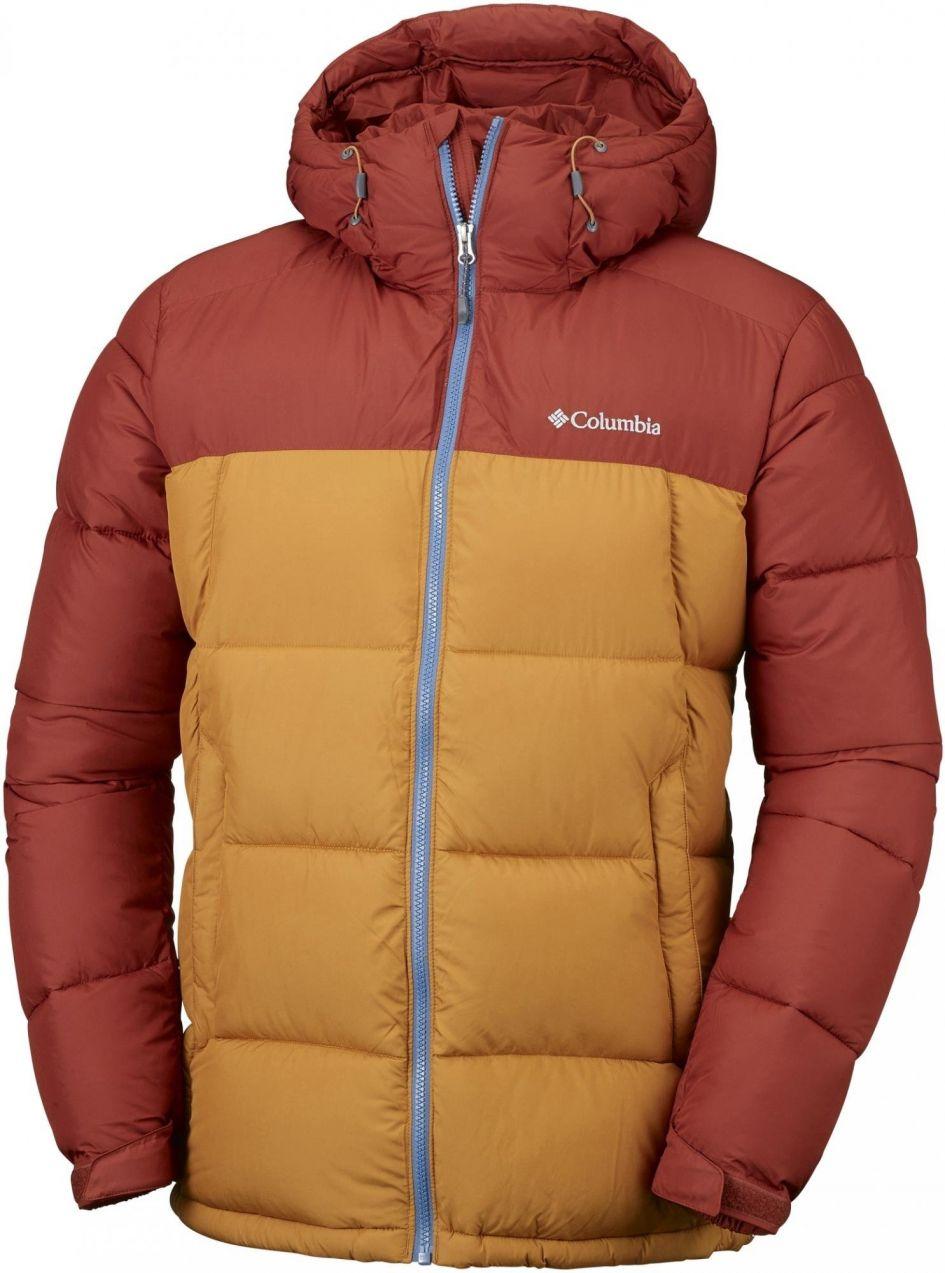 Columbia Pánska bunda červená   žltá značky Columbia - Lovely.sk 301e68b5c3c