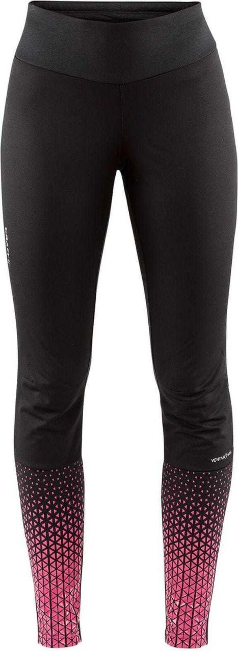 358b3fe9b3da Craft Dámske zateplené nohavice čierna značky Craft - Lovely.sk