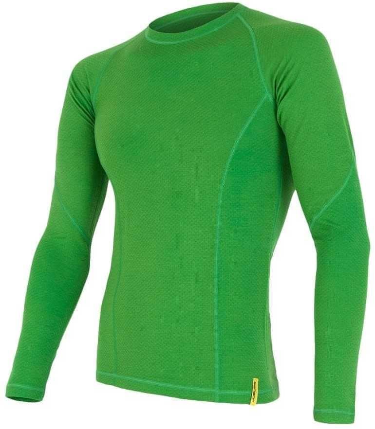 6951f8be1f1e Sensor Pánske funkčné tričko 1069857 zelená značky Sensor - Lovely.sk