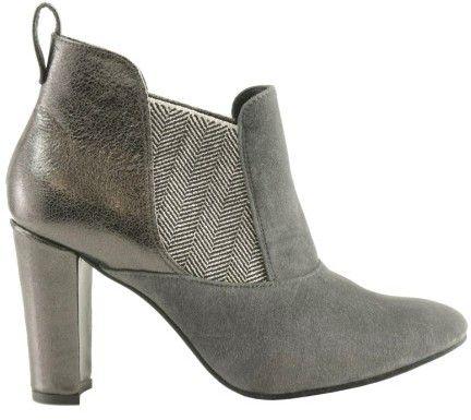36fc578ff2 Bosccolo Dámska členková obuv 4258 grey značky Bosccolo - Lovely.sk