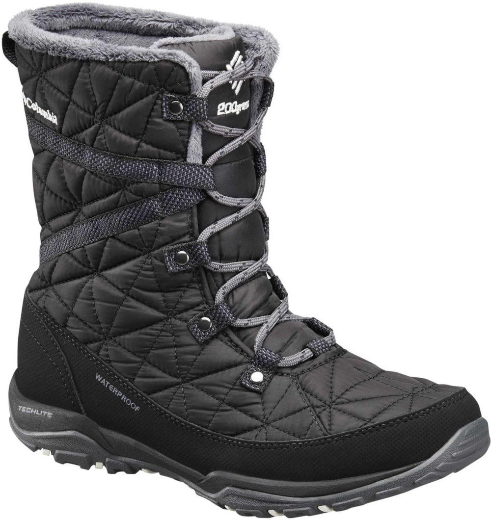 d991ff0ecbe Columbia Dámska zimná obuv 936500 čierna   sivá značky Columbia - Lovely.sk