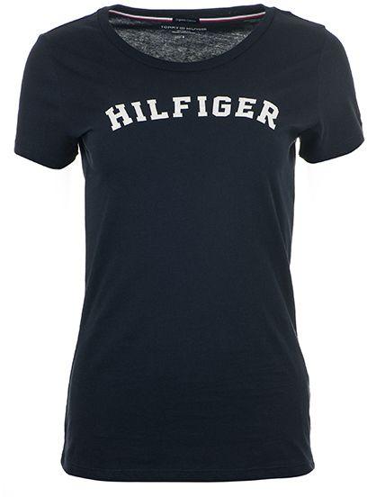 Tommy Hilfiger Dámske tričko UW0UW00091 416 značky Tommy Hilfiger -  Lovely.sk 8ce7f26cda0