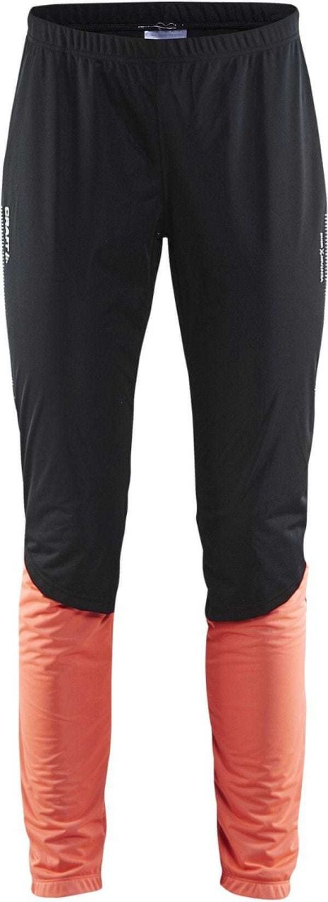 ac87780a89cc Craft Dámske funkčné nohavice 1076652 čierna   ružová značky Craft ...
