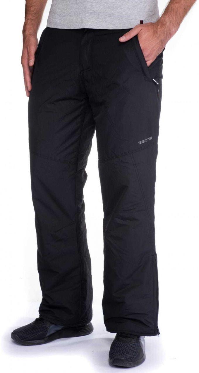 5b033527f53b SAM73 Pánske lyžiarske nohavice 1282392 čierna značky Sam 73 - Lovely.sk
