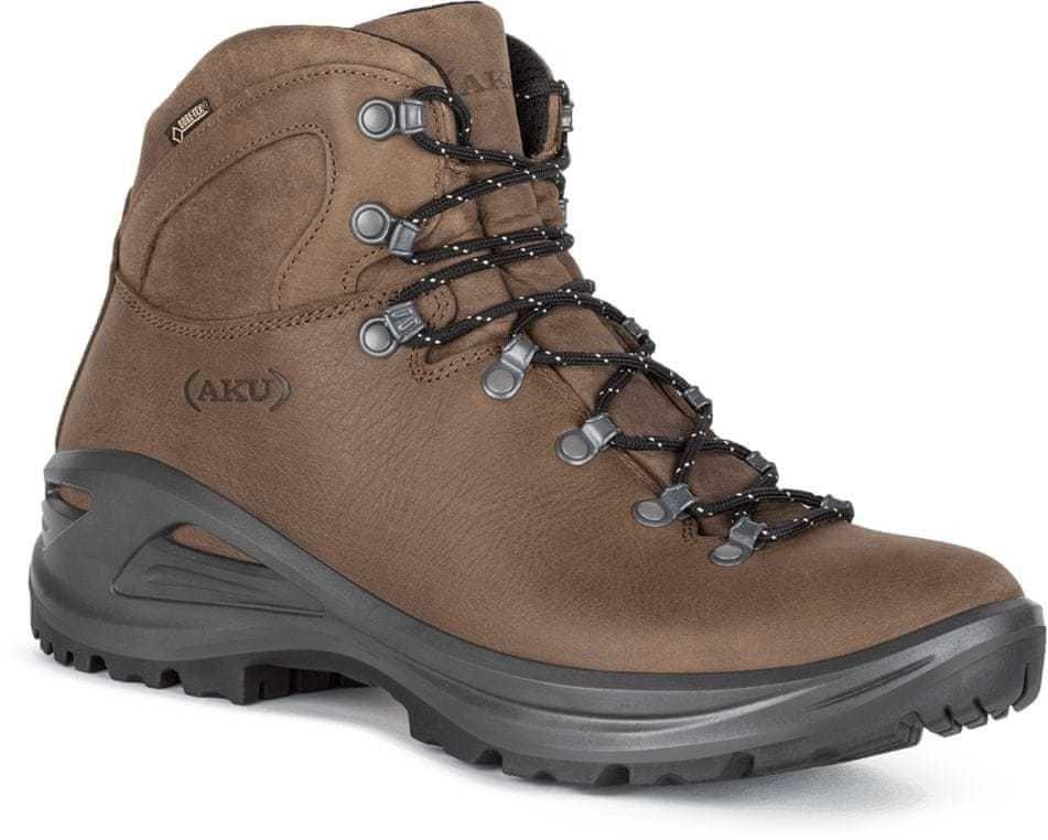 0b122ff97e AKU Pánske outdoorové topánky hnedá značky Aku - Lovely.sk