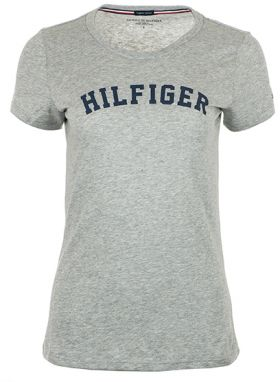 Tommy Hilfiger sivé tričko VN Tee SS značky Tommy Hilfiger - Lovely.sk 32a988b90d3