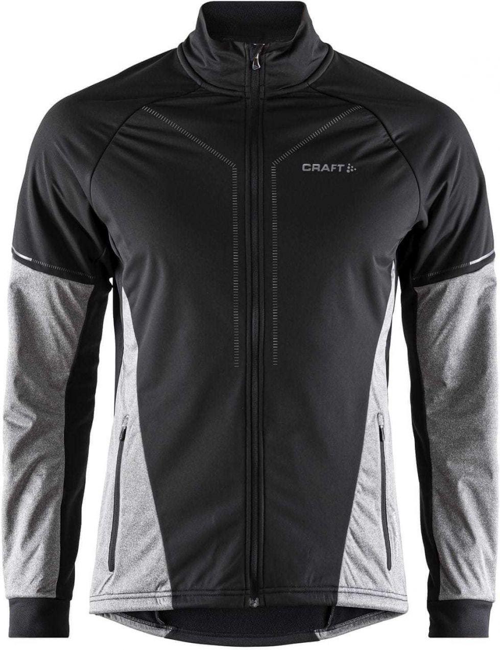 Craft Pánska zateplená bunda čierna značky Craft - Lovely.sk 37c5944ccee
