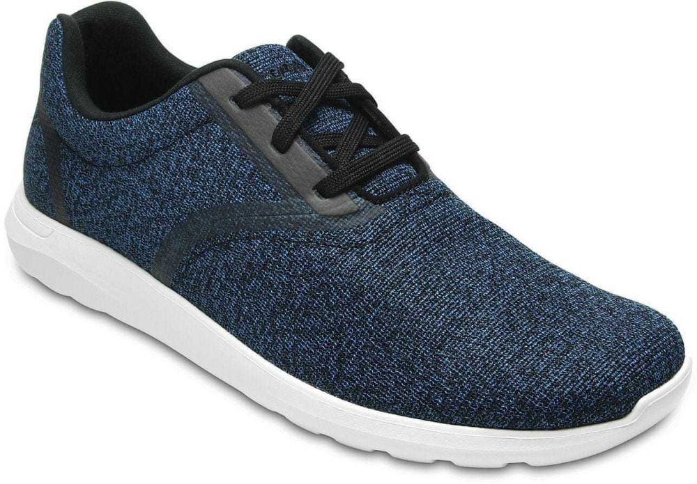 84ec9d2f849 Crocs Pánske tenisky čierna   modrá značky Crocs - Lovely.sk
