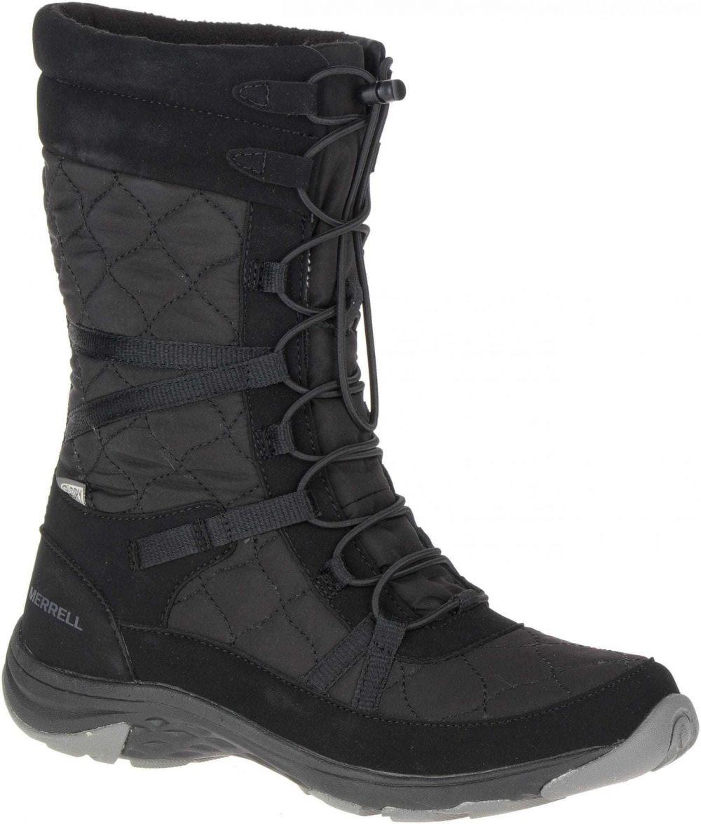 Merrell Dámska zimná obuv 1256628 černá značky Merrell - Lovely.sk 89b2ff7a5eb