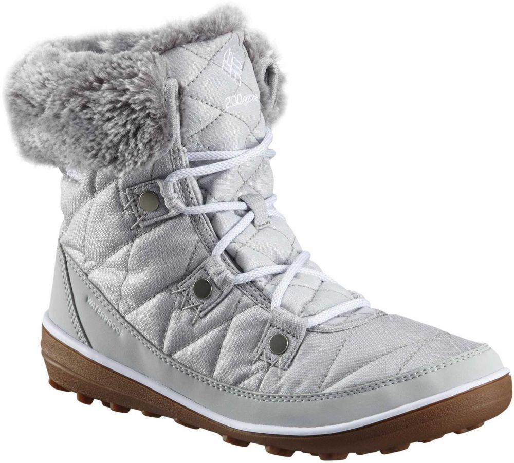 641a3e4ebdb Columbia Dámska zimná obuv svetlo šedá značky Columbia - Lovely.sk