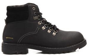 6df123baee8ee Guess Pánska členková obuv FMBAS4LEA13_BLACK značky Guess - Lovely.sk
