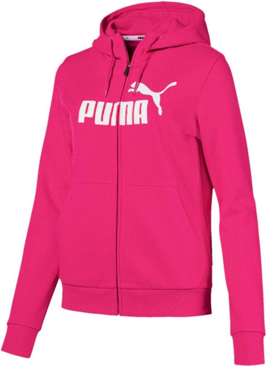 34cb001a0e Puma Dámska mikina ružová značky Puma - Lovely.sk