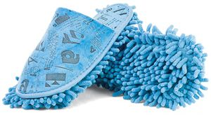 Attractive Papuče CHAUSSONS 31 MOP001 BLUE