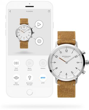 56c969976 Kronaby Pánske hodinky Connected watch NORD