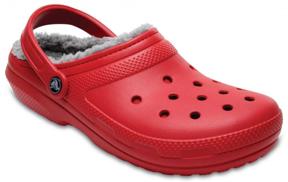 Crocs Dámske Crocs šľapky červená značky Crocs - Lovely.sk 57f0bfa6c73