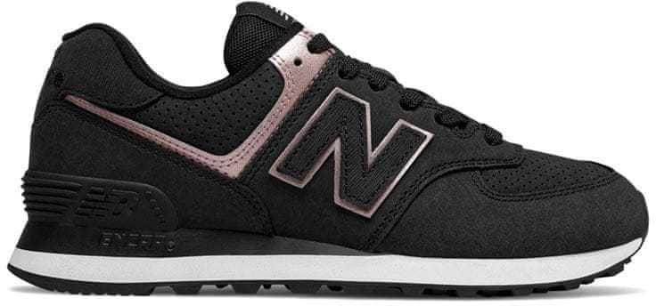 5f7c37f5922 New Balance Dámske tenisky 1255148 čierna značky New Balance - Lovely.sk