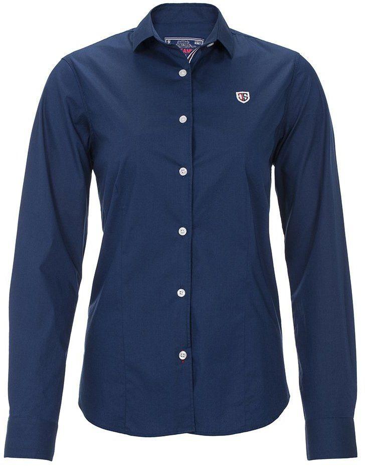 Jimmy Sanders Dámska košeľa JSWS601 NAVY značky Jimmy Sanders ... 5cab4c5ad28
