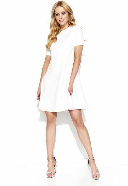 a3935d4a7eb1 Smashed Lemon Dámske krátke šaty White 18435 01 M značky Smashed ...