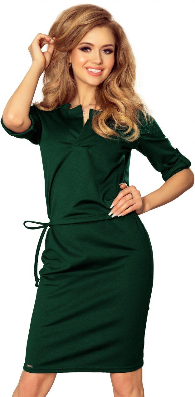 b209f890744 Numoco Dámske šaty 161-12 green značky Numoco - Lovely.sk