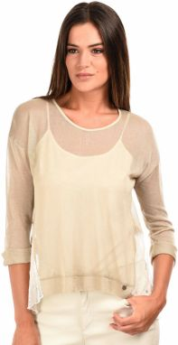 Mado Dámsky top 15ETSH045 BE001 BEIGE