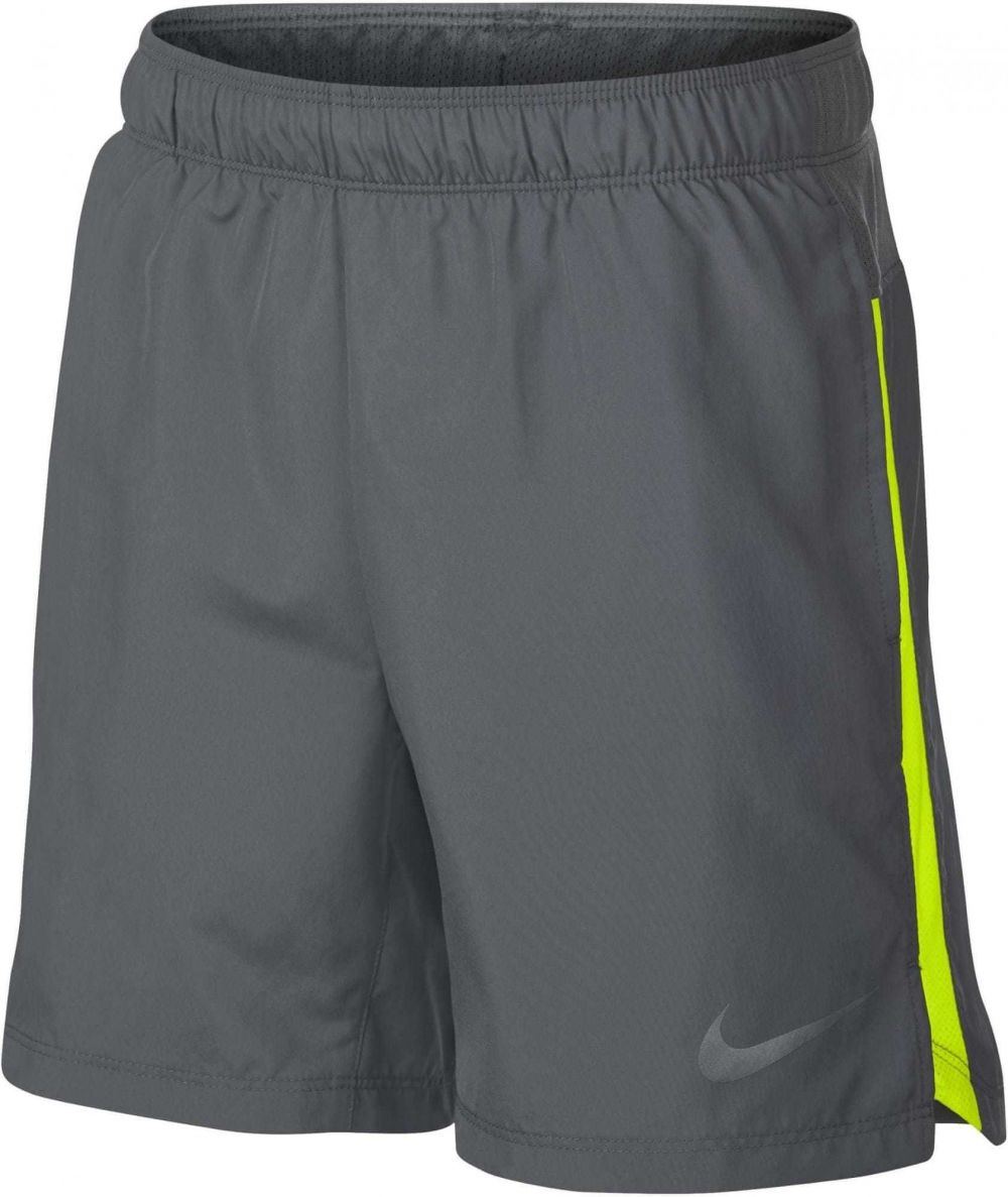 Nike B NK Dry Short 6in Challgr Cool Grey Volt značky Nike - Lovely.sk ec75489f5fa