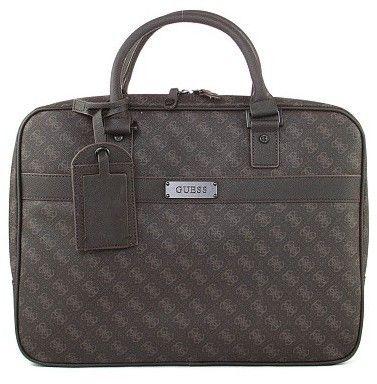 Guess Pánska business taška HM1821-POL44-BRO značky Guess - Lovely.sk 340329ee63