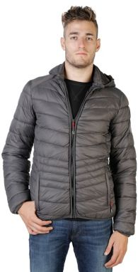 Geographical Norway Pánska bunda Chaplin_hood_man_darkgrey