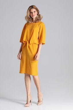 0abe7dee0f00 Žlté šaty Royale značky Dursi - Lovely.sk