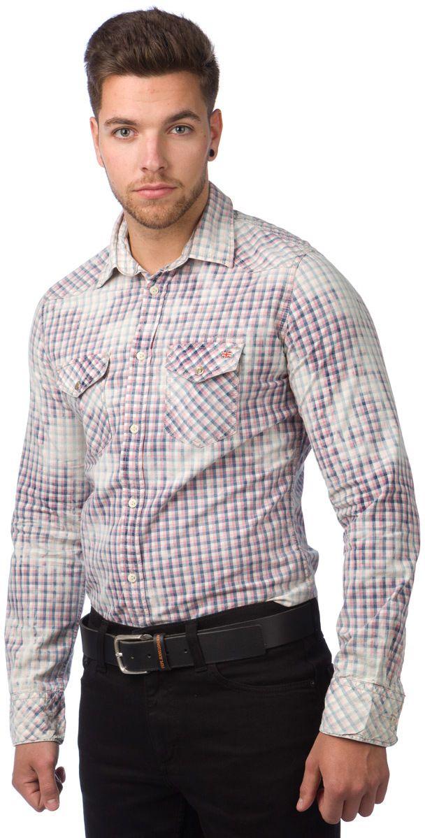 be8ded65b4b7 Pepe Jeans Pánska košeľa Swoon aw15 viacfarebná značky Pepe Jeans -  Lovely.sk