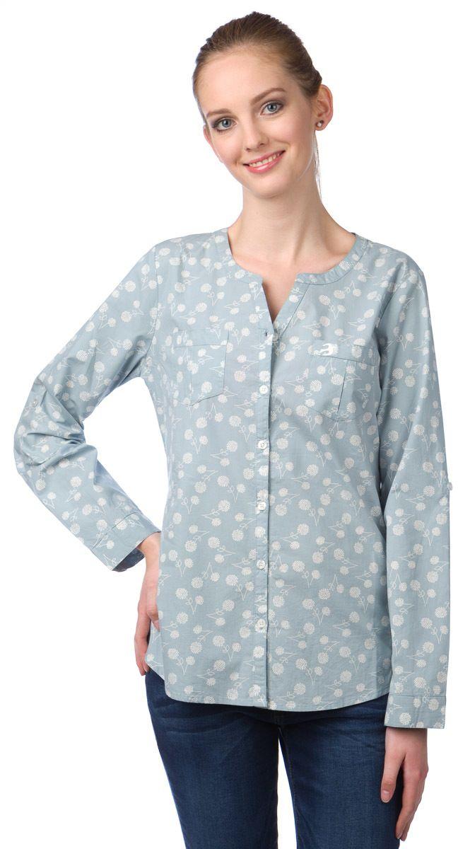 4db9d1621532 Brakeburn Dámska košeľa BBLSHT001032F15 aw15 modrá značky Brakeburn -  Lovely.sk