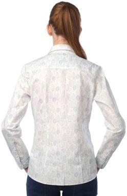 78468b134eb3 Brakeburn Dámska košeľa BBLSHT01031F15 aw15 biela značky Brakeburn ...