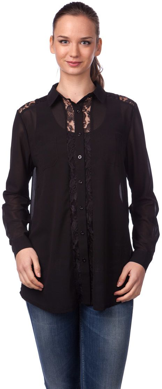 84b54434e4fb Brave Soul Dámska košeľa Shelly aw15 čierna značky Brave Soul - Lovely.sk