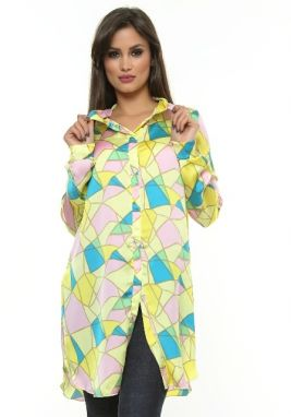 Kelly Love Dámsky top CE5089_Multi Color