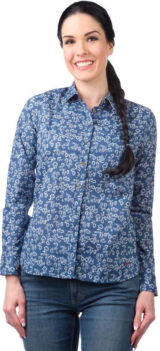 d3a8c2d65ec2 Pepe Jeans Dámska košeľa Hope aw15 modrá značky Pepe Jeans - Lovely.sk