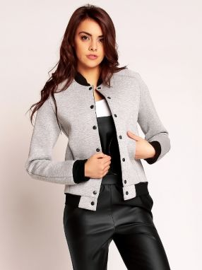 Coats&Jackets Dámska bunda NA62_GREY