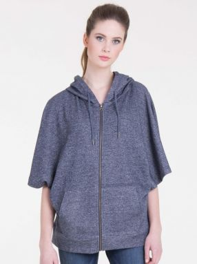Big star Dámska mikina QUBIRA_ZIP_HOOD_SWEAT_455