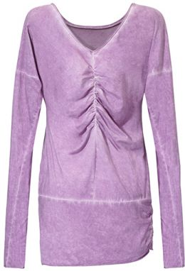 9 Fashion Dámsky top lool Blouse_orchid