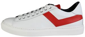 VERSACE 19.69 Tenisky SILVERE_BIANCO-ROSSO