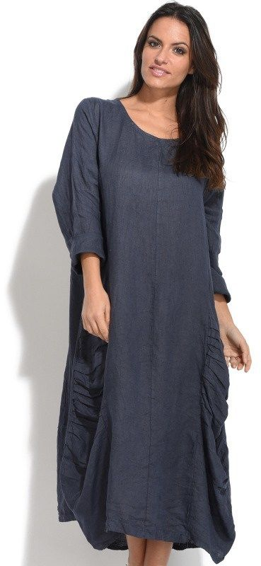 ea3c7b2d332e Lin Boheme Dámske šaty ANASTASIA MARINE značky Lin Boheme - Lovely.sk