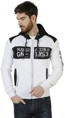 Geographical Norway Pánska mikina Glapping_man_white