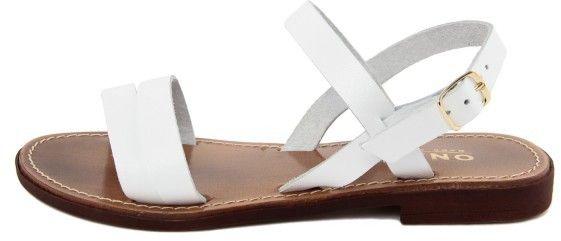 2afcc9996bd6 Onako Dámske sandále SIMONA1 VAC BIANCO značky Onako - Lovely.sk