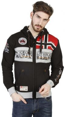 Geographical Norway Pánska mikina Flyer_man_black
