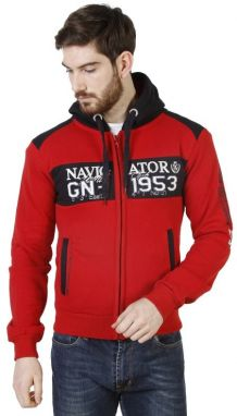 Geographical Norway Pánska mikina Glapping_man_red