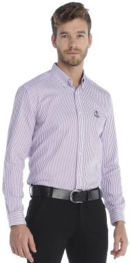 Sir Raymond Tailor Pánska košeľa SI6316280_White / Purple