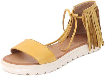 5419e851edf3 Parione Dámske kožené sandále PR079 značky Parione - Lovely.sk