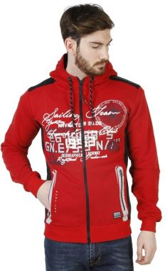 Geographical Norway Pánska mikina Gailing_man_red