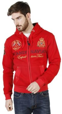 Geographical Norway Pánska mikina Gevin_man_red