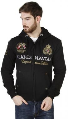 Geographical Norway Pánska mikina Gevin_man_black