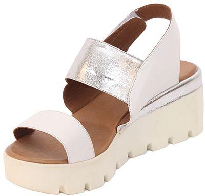 1119d1f7a7c0 Parione Dámske kožené sandále PR049 značky Parione - Lovely.sk