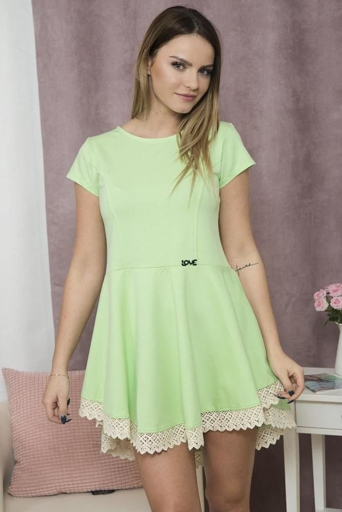 Romantické letné šaty Kesi ks-sa2483sze - Lovely.sk 795d82fd03